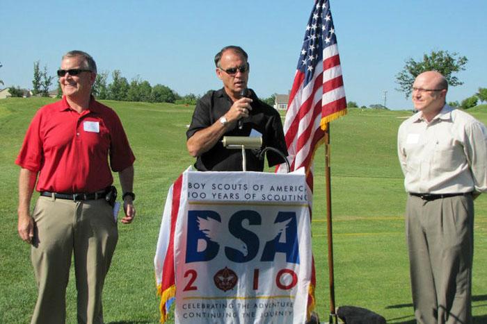 Kevin Reilly, Boy Scouts of America, KevinReilly52.com