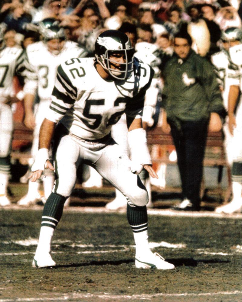 Philadelphia Eagles, Kevin Reilly, www.KevinReilly52.com