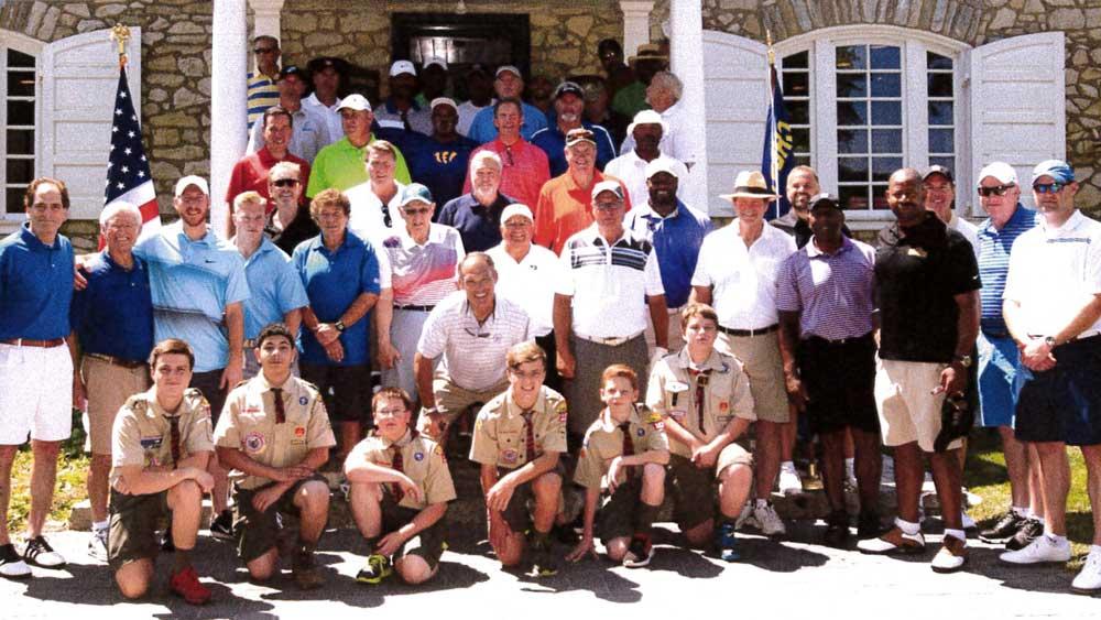 Kevin Reilly, Dick Vermeil, Golf, KevinReilly52.com