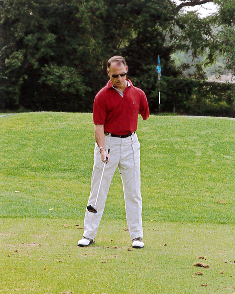 Kevin Reilly, KevinReilly52.com, golf outing