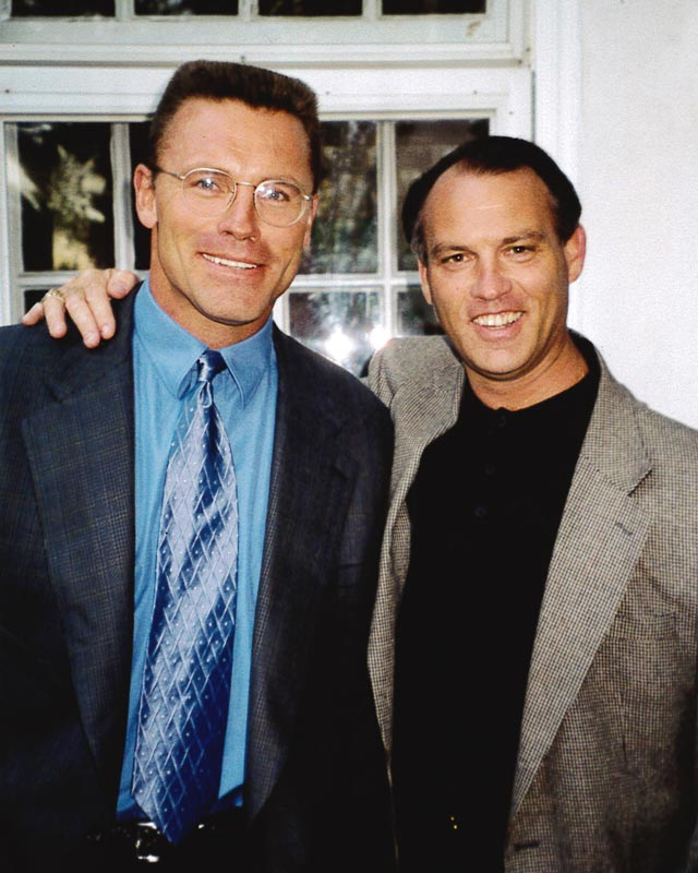 Kevin Reilly, Villanova University, Howie Long